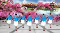 阳光美梅广场舞《佳木斯的雪》编舞: 青儿-2018最新广场舞视频