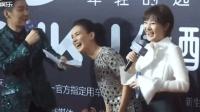 卢靖姗: 韩庚最吸引我的不是帅……, 两人现场撒糖 !