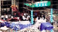 广东:工地电梯突坠砸地 4工人不幸身亡