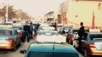 内蒙古一出租司机被害 百余同行送行