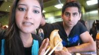 为何外国人都爱吃中国菜? 印度女孩这样说!