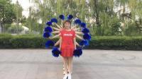 健康一生广场舞。《中国吉祥》7人变形舞。编舞: 刘荣。队形设计: 叶梦。演示: 健康一生舞队