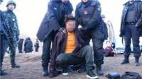 四川警方160人围捕负命案恶势力头目