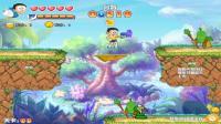 哆啦A梦勇闯巨人岛 得到竹蜻蜓以后可以多飞飞啦《AVINGE小游戏娱乐》
