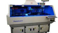 和西智能装备股份在线立式插件机HS-520F生产视频