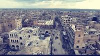 战争摧毁了繁华的叙利亚, 把城市变成了废墟