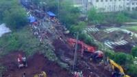 京广线出现路基塌陷致列车停运恢复仍需时日
