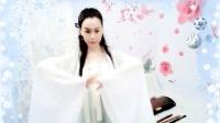 【箫仙古舞】笛箫音乐《舞剑》古典舞(原创即兴)舞蹈视频 广袖流仙裙白衣版
