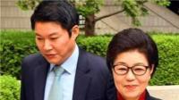 朴槿惠妹夫要竞选市长为其复仇问罪法官
