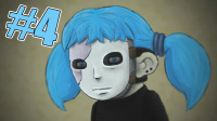 可怜的查理【俏皮脸】Sally Face 第一章 #4