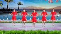 广场舞《中国歌最美》48步, 中国的歌儿美美美, 唱不够的是咱中国的美, 简单好学好看