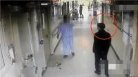 副所长抓捕吸毒者被刺伤住院住院时穿着病服又抓小偷
