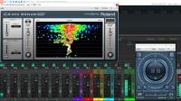 唱歌伴奏升降调与人声消除声卡调试机架效果展示使用方法