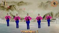 阳光美梅广场舞【只是女人】2-优美形体舞-2018最新广场舞视频