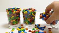亲子玩具之神奇的彩虹糖玩具杯