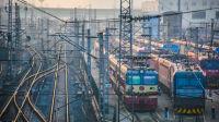 火车视频: 2018 陇海-春