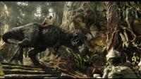 电影《失落的大陆》中, 霸王龙能被驯服, 骑起来肯定很拉风!
