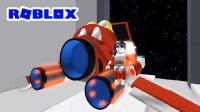"""[宝妈趣玩]Roblox229 空间淘气记2★究竟是""""外星人""""? 时空穿梭挡不住! (Escape Space)"""