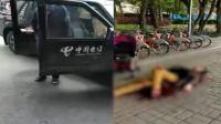 1死3伤!南宁昆仑大道发生砍人事件