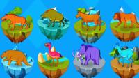 侏罗纪总动员 恐龙世界大冒险 勇闯恐龙岛 侏罗纪公园历险 恐龙再现 陌上千雨解说