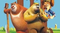 熊大熊二光头强之熊熊乐园  小伶玩具