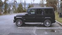 【Black Riding Hood】2nd 奔驰G63最牛的硬派越野车? Brabus G63 AMG