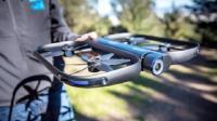 大疆劲敌出现, 拥有13个摄像头的无人机, 配备无人驾驶技术