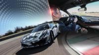 """《夏东评车》抢鲜体验法拉利488Pista: 比最好更好, 领略""""涡轮增压""""的极致美学"""