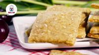 零难度香椿饼干 香椿的一种极致美味吃法