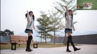 双胞胎女孩跳了一曲宅舞, 网友: 一模一样让人眼花缭乱!