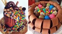 【喵博搬运】【食用系列】#2 巧克力奶油蛋糕装饰合集(๑•̀ㅂ•́)و✧