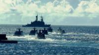 辽宁舰首次公开夜间作战、对陆攻击能力 (CCTV 央视网)
