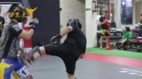 功夫征途: 八极拳比赛——张春彪VS舒帆