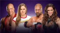 WWE WM34 隆达罗西招牌十字固降服大公主! 超燃! 【小鑫带你看摔角】第69期