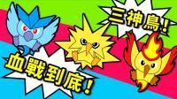 ★我的世界★神奇宝贝★血战到底的三神鸟! 无愧传说的鸟宝可梦! ★225★酷爱ZERO