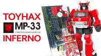 KL變形金剛玩具分享294 Toyhax MP-33 地獄火升級貼紙