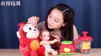 果汁机 榨汁机过家家厨房玩具 小伶玩具