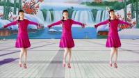 燕子青春姐妹广场舞DJ《水乡新娘正背面》原创32步编舞燕子制作演示燕子