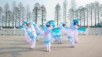中国舞《莲》清纯动人