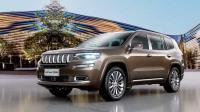 Jeep新车大指挥官正式上市, 7座SUV就是霸气