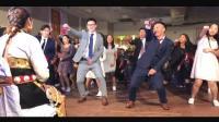 飞起来了, 一段婚礼上的舞蹈, 简直帅爆了