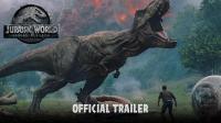 《侏罗纪世界2》曝新画面, 新混种恐龙露真容, 沧龙登场了