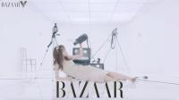 BazaarVStar第一期 双子座的孙怡一人分饰多角, 对话自己。