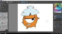 krita4.0-实例绘画直播交流-Q版角色设计01