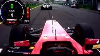 F1赛车提速有多猛这声浪简直太美
