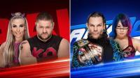 2018年RAW和SmackDown巨星大震撼结局 完整转会名单在此