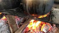 为什么柴火做的饭好吃? 看完长知识了
