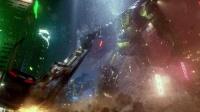 Penta电影:爆燃!巨型机器人抡船干架