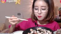 吃播大胃王 韩国Dorothy吃海鲜, 我也好想吃