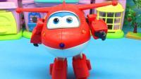 超级飞侠变形机器人●乐迪